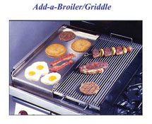 Add a Brolier Griddle