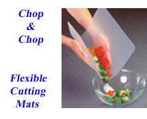 Flexible Chop & Chop Cutting Mats