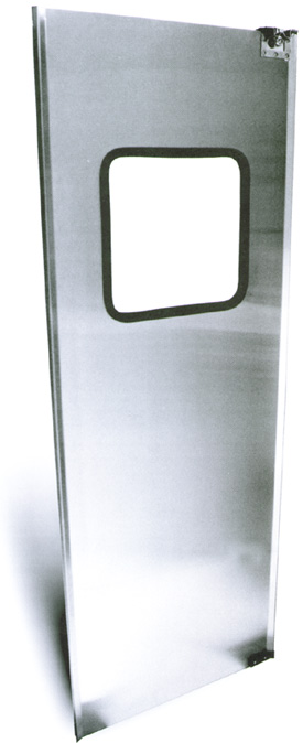 click here or on picture for larger image tuff light stainless steel doors